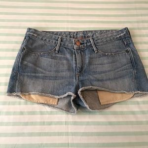 Earnest Sewn Keaton Cut-Off 279 Denim Jean Shorts